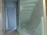 Dichte trap nieuwbouw