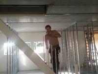 Monteren balustrade