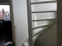 Trap naar dakterras