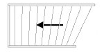 Scheluw trap links