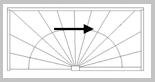 Spiltrap of halfslagtrap rechts